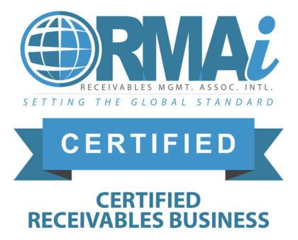 RMA Certification